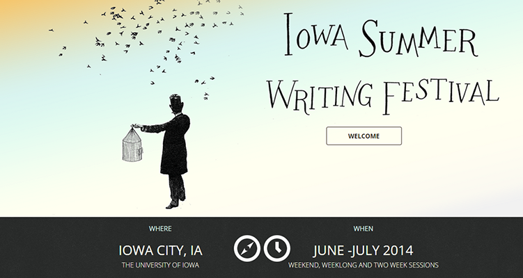 Iowa Summer Writing Festival