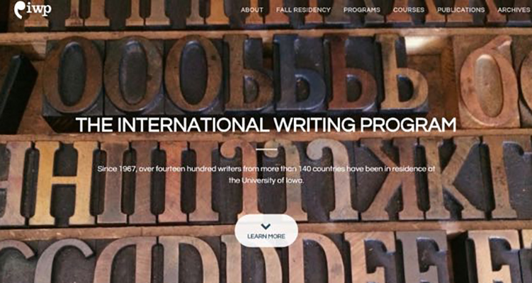 The International Writing Program